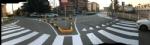DRUENTO - Maggiore sicurezza nella zona delle scuole: ecco la nuova viabilità - FOTO - immagine 1