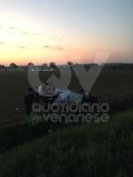 INCIDENTE IN TANGENZIALE - 23enne di Rivoli grave al Cto dopo lo schianto a Stupinigi - immagine 1