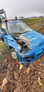 RIVOLI - Perde il controllo dellauto e finisce fuori dalla tangenziale: ferito 22enne - immagine 1