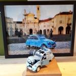 VENARIA - «Auto Mini Retrò»: una particolare mostra fra modellini e fotografie - immagine 1