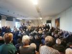 GIVOLETTO - In sala consiliare la commemorazione di Angelo Agazzani - FOTO - immagine 1