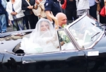 VENARIA-BORGARO - Nella chiesa di SantUberto si è sposata Cristina Chiabotto - immagine 10