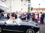 VENARIA-BORGARO - Nella chiesa di SantUberto si è sposata Cristina Chiabotto - immagine 8