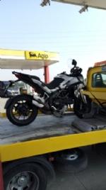 TANGENZIALE - Incidente stradale: ferito un motociclista di Collegno - immagine 1