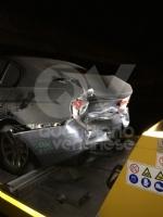 INCIDENTE IN TANGENZIALE - Maxi scontro tra cinque auto: sei persone ferite - FOTO - immagine 5