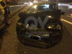 RIVOLI - Scontro in tangenziale: tre auto coinvolte e tre feriti - immagine 1