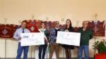 VENARIA - LAvis dona alla città quasi 4mila euro per lacquisto di nuovi giochi per i bambini - immagine 1