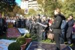 PIANEZZA-RIVOLI - La città di Torino da oggi ha un giardino dedicato a Vito Scafidi - LE FOTO - immagine 1
