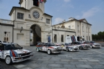 VENARIA - Davanti alla Reggia ecco le Lancia Delta che hanno fatto la storia dei mondiali rally - immagine 1