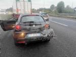 RIVOLI - Incidente in tangenziale: tre mezzi coinvolti e code per oltre 10 chilometri - immagine 1