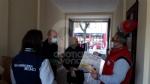 VENARIA - «Castagnata Avis»: un vero successo, anche con distanziamento e mascherina - immagine 1