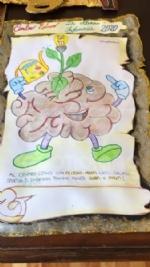 COLLEGNO-GRUGLIASCO - I bambini dei centri estivi hanno ringraziato i medici dellAsl To3 - FOTO - immagine 1