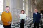 VENARIA - Reggia accessibile e fruibile da tutti: lUnione Italiana Ciechi premia Silvia Varetto - immagine 1