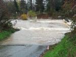 MALTEMPO - Rimane lallerta rossa. Monitorati fiumi, torrenti e guadi: preoccupano Ceronda e Stura - immagine 1