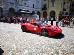 VENARIA - Le auto più belle e suggestive hanno invaso il centro storico della Reale - immagine 1