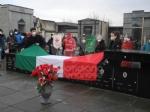 DRUENTO - Il nuovo monumento ai Caduti Partigiani è realtà: inaugurato stamane - FOTO - immagine 1