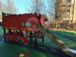 COLLEGNO - Babbo Natale arriva in anticipo: nuovi giochi nel giardino «Antonino Monaco» - immagine 1