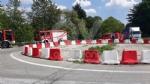 VENARIA - Camion perde il carico di sale di sodio: traffico in tilt nelle vie Stefanat e Cavallo - immagine 1