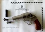 TORINO-BORGARO - Blitz dei vigili: al campo nomadi armi e auto rubate - FOTO - immagine 1