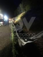 GRUGLIASCO - 66enne gravemente ferita nellincidente sulla Torino-Aosta - FOTO - immagine 1