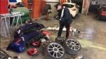 CASELLE - Carrozzeria delle auto rubate scoperta dai carabinieri: un uomo denunciato per ricettazione - FOTO - immagine 1