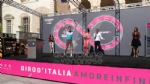 IL GIRO DITALIA A VENARIA - La partenza della tappa decisiva - FOTO e VIDEO - immagine 7