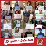 VENARIA - Da «Bella Ciao a distanza» dellAnpi alla cerimonia in piazza Vittorio: il 25 aprile nella Reale - FOTO E VIDEO - immagine 6