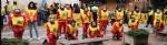 DRUENTO - «Puliamo il Mondo dai pregiudizi»: successo per la manifestazione della Croce Rossa - immagine 1