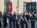 CAFASSE - Oltre 500 persone per lultimo saluto allex sindaco Giorgio Prelini. - immagine 1