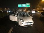 COLLEGNO - Incidente in tangenziale tra due auto: un uomo guidava ubriaco - immagine 1
