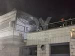 VENARIA - Incendio in piscina: a fuoco un quadro elettrico - immagine 1