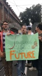 VENARIA - «Juvarra For Future»: anche i liceali venariesi alla manifestazione per il clima - immagine 1