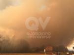 CASELETTE-VAL DELLA TORRE - Incendio sul Musiné: situazione sotto controllo - immagine 1