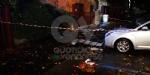 MALTEMPO - Albero e una insegna crollati sulle auto, strade allagate - immagine 1