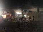 COLLEGNO - Incendio alla Serpera: dopo 24 ore, situazione verso la normalità - FOTO - immagine 1