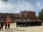 VENARIA - Festeggiati alla Mandria i 25 anni dellAib Piemonte, ricordando Airaudi e Bertrand - immagine 1