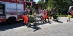VENARIA - Grave incidente sulla Sp1: scontro tra due auto finite nella scarpata - FOTO e VIDEO - immagine 9