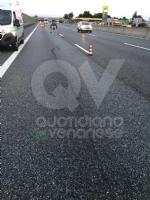COLLEGNO-PIANEZZA - Incidente in tangenziale: donna ferita dopo lo scontro fra due auto - immagine 1