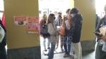 VENARIA - Anche gli studenti dello Juvarra dicono «no» alle «classi pollaio» - FOTO - immagine 1