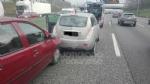 COLLEGNO - Caos e disagi in tangenziale: tamponamento fra quattro auto. Due persone ferite - immagine 1