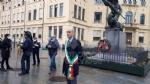 VENARIA - Celebrato il 4 Novembre, tra ricordo e un plauso a medici, infermieri e volontari FOTO - immagine 1