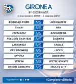 CALCIO SERIE D - Borgaro Nobis nel girone A: ecco il calendario del campionato - immagine 9