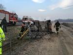 PIANEZZA - 23enne ferita dopo un pauroso incidente in autostrada - immagine 1