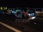 RIVOLI - Incidente in tangenziale: una macchina prende fuoco. Quattro persone rimaste ferite - immagine 1