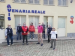 VENARIA - Missione compiuta: i militari dellAves Toro hanno donato il sangue allAvis - immagine 1