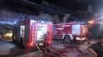 VILLANOVA - A fuoco il capannone della Seges: distrutti due mezzi. Atto doloso? - immagine 1