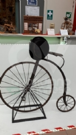 VENARIA - Biciclette, tricicli vintage e gli antichi mestieri: la nuova mostra di Antonio Iorio - immagine 20
