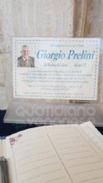CAFASSE - Oltre 500 persone per lultimo saluto allex sindaco Giorgio Prelini. - immagine 20