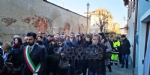 BORGARO - Più di mille persone per lestremo saluto allex sindaco Vincenzo Barrea - FOTO - immagine 20