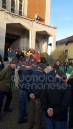 CAFASSE - Oltre 500 persone per lultimo saluto allex sindaco Giorgio Prelini. - immagine 21